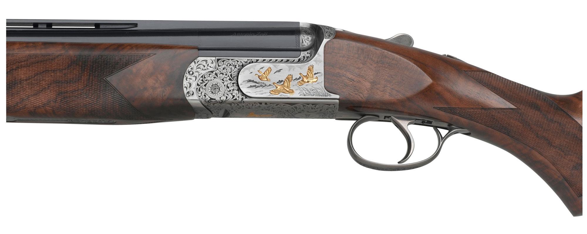 Catalogues - Z-Gun Zoli Competition and Hunting Shotguns