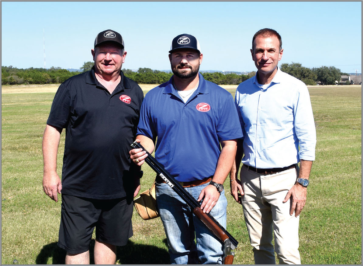 """Elite Shotguns And Zoli USA Team Up With Pro Shooter Cameron Schuster"""