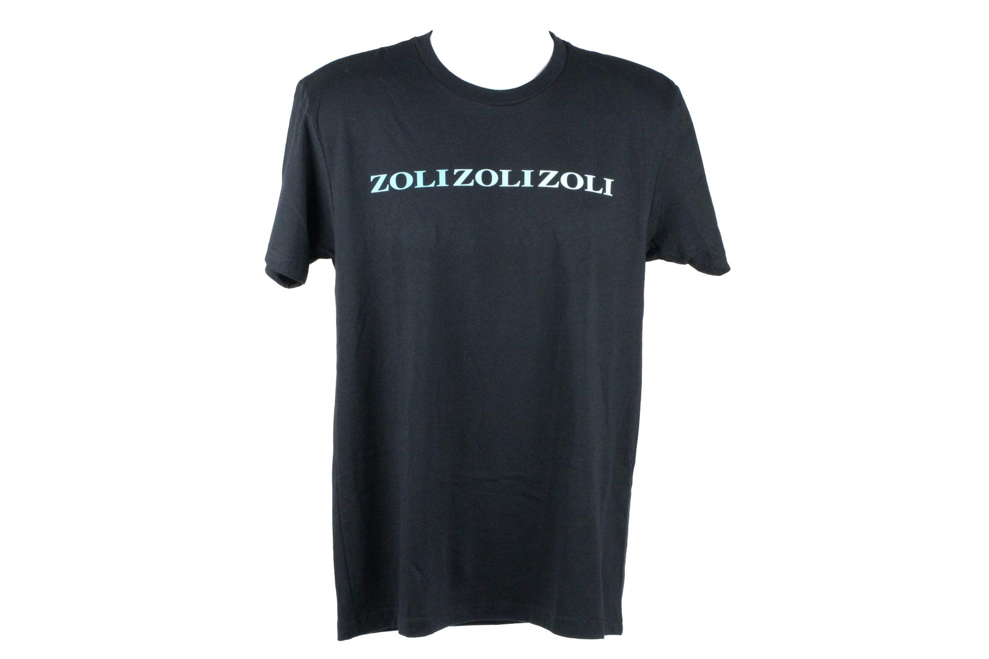 Zoli Zoli Zoli Black Cotton Shirt