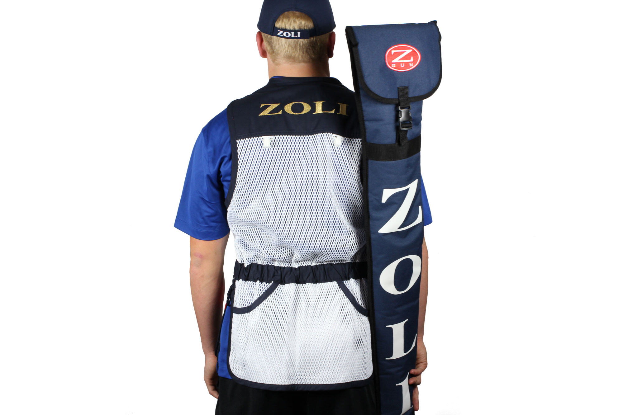 Zoli Embroidered Gun Sleeve