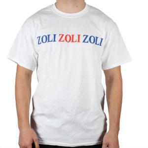 Zoli White Cotton Shirt